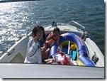 2009.8.14 海水浴へ