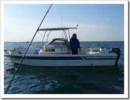 hanamiさん ボート