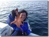 蛸タコ釣り