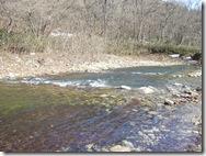 作並渓流釣り