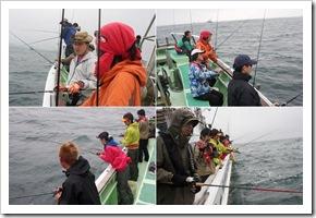 釣り河北根魚釣り大会