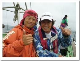 ハンター塩津氏とshimataka