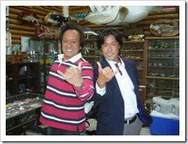 村田基さんとツーショット