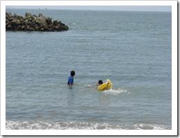 2010海水浴