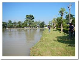 タイ釣り掘り