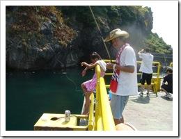 飛島 海釣り公園