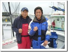 FISHERMAN鈴木文雄さんと