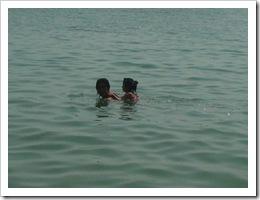 2007.8.26 海水浴桂島