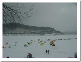 2008.1.28 岩洞湖