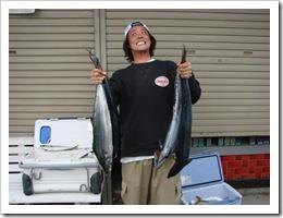 2008.9.13サワラ
